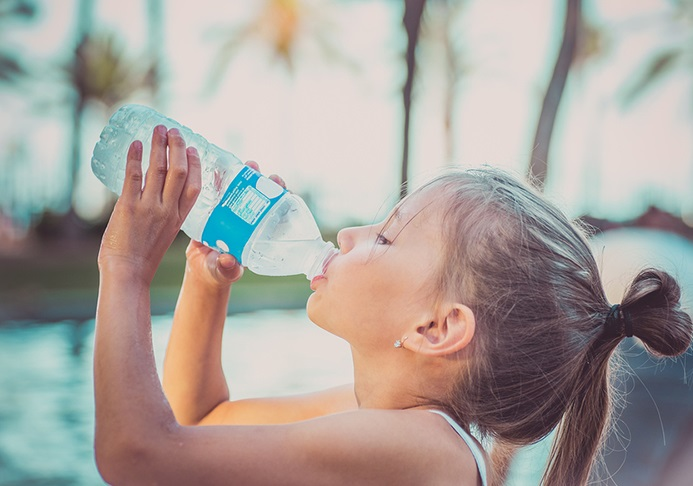 Tips to rehydrate the body
